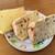 ポンポン ダリア - 料理写真:右から順に、チョコバナナシフォン、ドライフルーツシフォン、プレーンシフォン