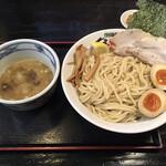 つけ麺本舗 ぐうりんだい - 料理写真:つけからセット ¥990 大+¥100