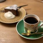 喫茶 カルネ - コーヒーカップがかわいい!