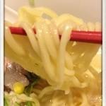 ささりんどう - 低加水麺
