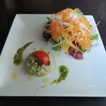 14546929 - 前菜とサラダ