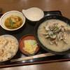 Murakamisuisannakagaininsengyobu - 料理写真:満ち潮定食