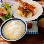 145479754 - 海老フライ定食