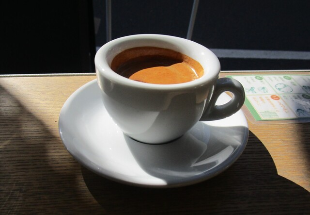 コーヴ コーヒー ロースターズの料理の写真