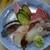 まるしん - 料理写真:刺身5種盛