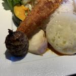 Roji菜園テーブル - 根野菜