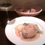 メリメロ - ランチ 魚料理 パン 白ワイン