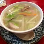 14549865 - 野菜スープ