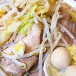 ラーメン二郎 - 今日の豚