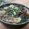 うどん屋まさ - 料理写真:肉ごぼう(800円)