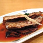 新宿割烹 中嶋 - 料理写真:煮付け