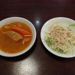 馬さん餃子酒場 - セルフサービス