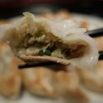 馬さん餃子酒場 - W焼き餃子セット