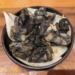 宮崎酒場ゑびす - 霧島鶏もも鉄板焼き(小) 680円