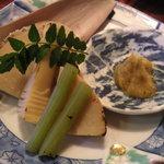 1455025 - 筍・楤の芽味噌で