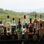 バー ロータス - 千秋公園が見えて素敵ですね (2012/08/Ⅱ)