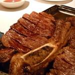 榊原 - ☆フィレ肉のステーキもジューシーで美味しいです(*^。^*)☆