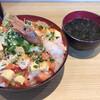 海幸 - 料理写真:ばらちらし丼1,600円+税