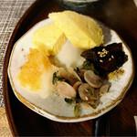 會津屋 - だし巻き卵