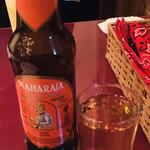ゴータム - マハラジャ インド ビール