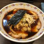 145505564 - 『盛岡醤油チャーシュー老麺』1100円