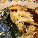 145505568 - 『盛岡醤油チャーシュー老麺』1100円