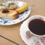 トロイメライ - (2012.8.27)ホットコーヒーのモーニング