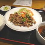 14551479 - 焼肉定食
