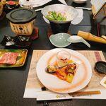 宵待ちの宿 萩一輪 - 料理写真: