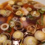 らぁめん ほりうち - スープ
