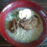 源平 義仲茶屋 - 料理写真:おやべホワイトらーめん
