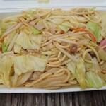 甘太郎 - 料理写真:焼きちゃんぽん750円