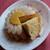 ホレンディッシェ・カカオシュトゥーベ - 料理写真:マルガレーテンクーヘン 断面