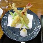 CoKo食堂 - 季節の天ぷら