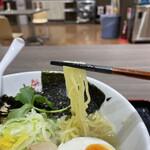 浜鶏 - 麺