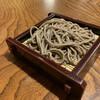 竹泉 - 料理写真:田舎蕎麦。