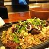 Teppanyakitarou - 料理写真:ステーキ焼飯、定食