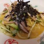 新大宮 中華のサカイ - 冷麺(焼豚)