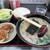 博多どんたく - 料理写真:ラーメン定食