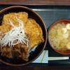 とんかつ政ちゃん - 料理写真:テキカツ丼