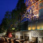 Terrace Dining TANGO - 東京タワーが一望できるテラス席