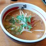 塩元帥 - 味噌ラーメン