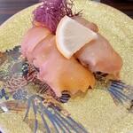 廻鮮寿し たいの鯛 - 料理写真: