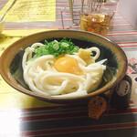 上杉食品 - デフォで生姜とネギあります