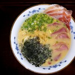 麺屋あごすけ - 塩とんこつラーメン(お取り寄せ)