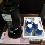 炉端かば - セルフコーヒーサービス。