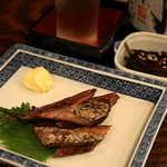 稲毛屋 - 2012.8 はらもの燻製(450円)