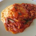 シャセー・レ・プル - プロヴァンス風夏野菜のトマト煮 880円