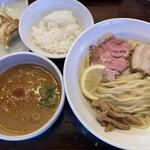 麺屋 祐 - 料理写真:海老つけ麺
