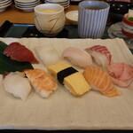 播磨水産 - 寿司